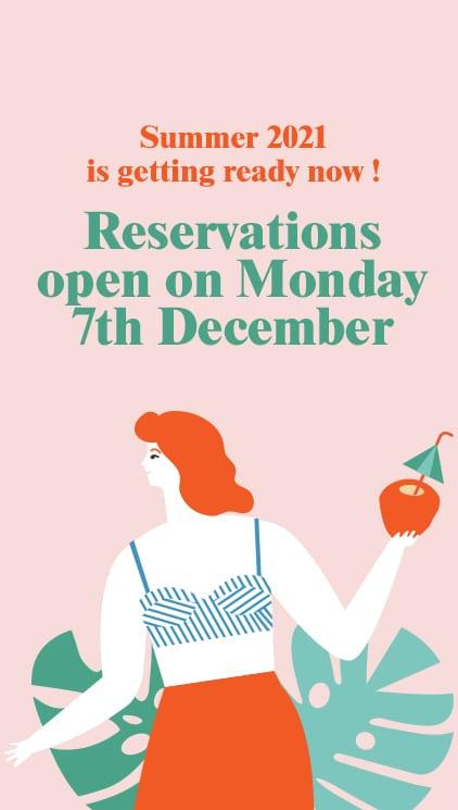 pop up reservation va